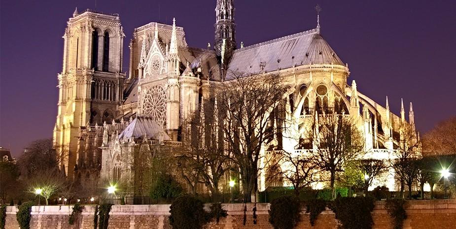 Notre dame de paris hotel luxembourg parc paris for Hotel notre dame paris