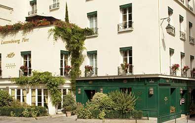 Hotel Luxembourg Parc Paris Official Site Book Direct