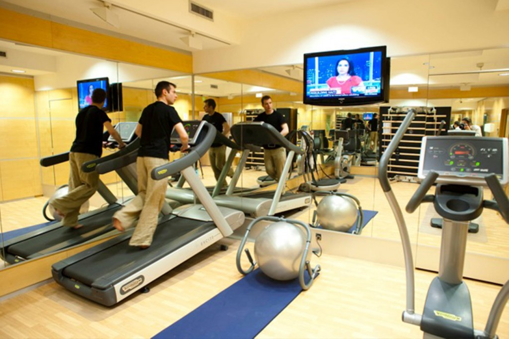 Fitness Room Hotel Luxembourg Parc Paris Official Site